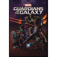 Marvel Universe Guardians Of The Galaxy Vol. 1 (BOK)