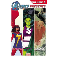 A-Force Presents Vol. 3 (BOK)