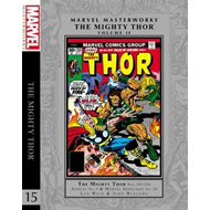 Marvel Masterworks: The Mighty Thor Vol. 15 (BOK)