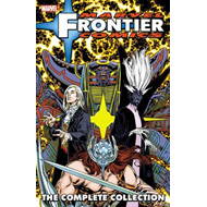 Marvel Frontier Comics: The Complete Collection (BOK)
