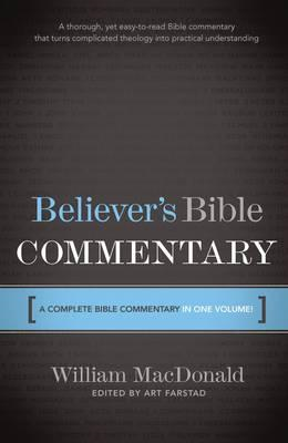 Believer's Bible Commentary (BOK)