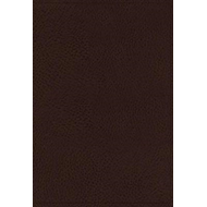 NKJV, Minister's Bible, Leathersoft, Brown, Comfort Print (BOK)