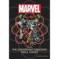 Marvel: The Expanding Universe Wall Chart (BOK)