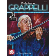 Produktbilde for Stephane Grappelli Gypsy Jazz Violin (BOK)