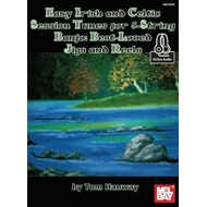 Produktbilde for Easy Irish and Celtic Session Tunes for 5-String Banjo (BOK)