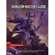 Dungeon Master's Guide (Dungeons & Dragons Core Rulebooks) (BOK)