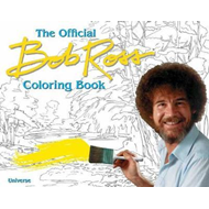 Bob Ross Coloring Book (BOK)