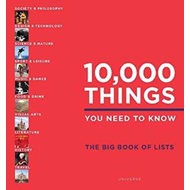 10,000 Things You Need to Know (BOK)