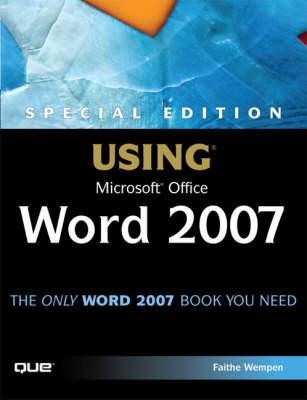 Special Edition Using Microsoft Office Word 2007 (BOK)