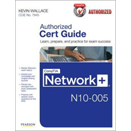 CompTIA Network+ N10-005 Cert Guide (BOK)