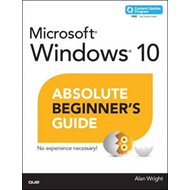 Windows 10 Absolute Beginner's Guide (includes Content Updat (BOK)