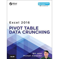 Excel 2016 Pivot Table Data Crunching (BOK)