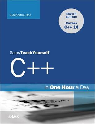 C++ in One Hour a Day, Sams Teach Yourself (BOK)