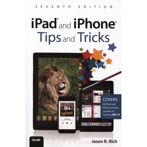 iPad and iPhone Tips and Tricks (BOK)