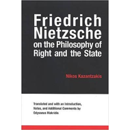 Friedrich Nietzsche on the Philosophy of Right and the State (BOK)