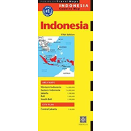 Indonesia Travel Map (BOK)