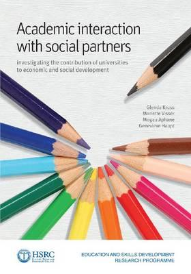 Academic Interaction with External Social Partners: Investigating the Contribution of Universities t (BOK)