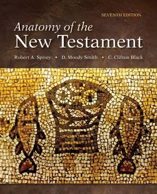Anatomy of the New Testament (BOK)
