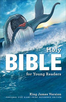 KJV Bible for Young Readers, Hardcover (BOK)