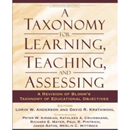 Taxonomy for Learning, Teaching, and Assessing (BOK)