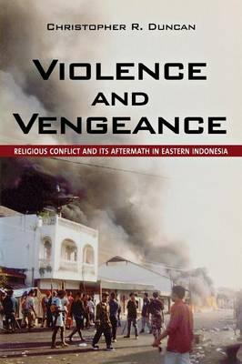 Violence and Vengeance (BOK)