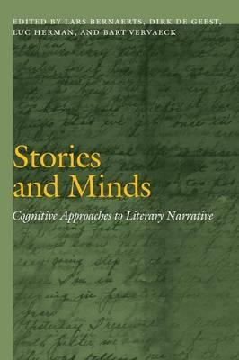 Stories and Minds: Cognitive Approaches to Literary Narrative (BOK)