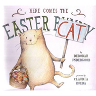 Here Comes the Easter Cat (BOK)