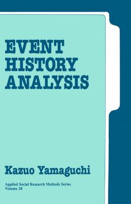 Event History Analysis (BOK)