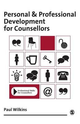 Personal and Professional Development for Counsellors (BOK)