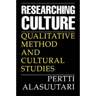Researching Culture (BOK)