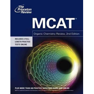 MCAT Organic Chemistry Review (BOK)