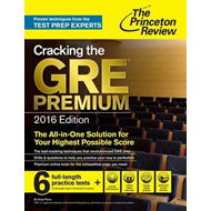 Cracking the GRE Premium Edition, 2016 (BOK)