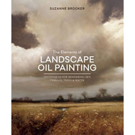 Elements Of Landscape Oil Painting (BOK)