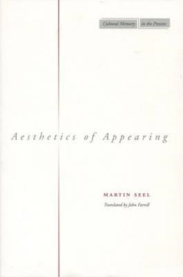 Aesthetics of Appearing (BOK)