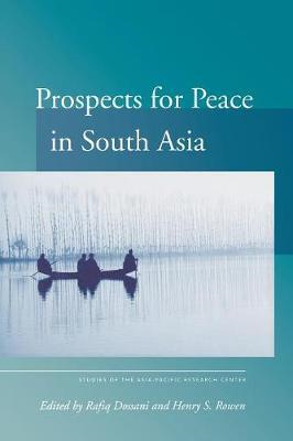 Prospects for Peace in South Asia (BOK)