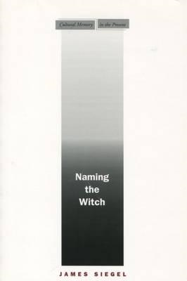 Naming the Witch (BOK)
