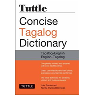 Tuttle Concise Tagalog Dictionary (BOK)