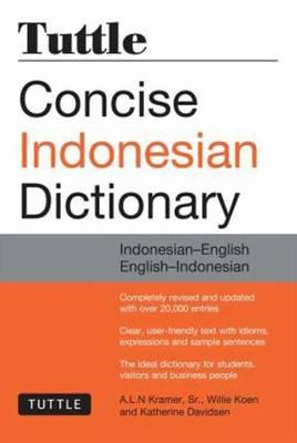 Tuttle Concise Indonesian Dictionary (BOK)