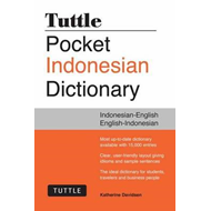 Tuttle Pocket Indonesian Dictionary (BOK)