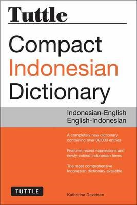 Tuttle Compact Indonesian Dictionary (BOK)