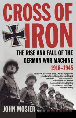 Rise and Fall of the German War Machine, 1918-1945 (BOK)