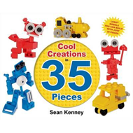 Cool Creations in 35 Pieces (BOK)