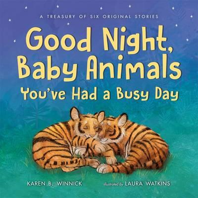 Good Night, Baby Animals You've Had a Busy Day (BOK)