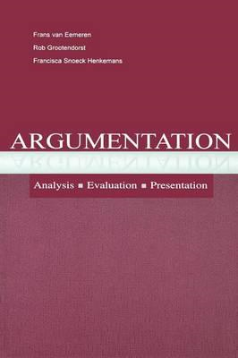 Argumentation: Analysis, Evaluation, Presentation (BOK)