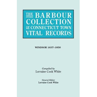 Barbour Collection of Connecticut Town Vital Records �Vol. 5 (BOK)