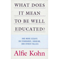 What Does It Mean to Be Well-Educated? (BOK)