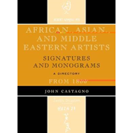 African, Asian and Middle Eastern Artists (BOK)