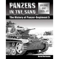 Panzers in the Sand (BOK)