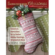 Embroidered Christmas (BOK)