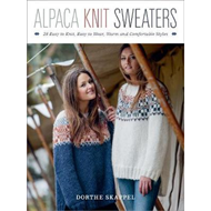 Produktbilde for Alpaca Knit Sweaters - 28 Easy-to-Knit, Easy-to-Wear, Warm and Comfortable Styles (BOK)
